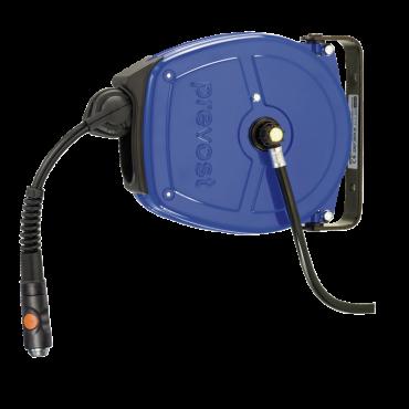 Prevost DSF Series - small -3mtrs x 10mm Polyurethane hose c/w Euro Coupling