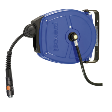 Prevost DSF Series - small -5mtrs x 8mm Polyurethane hose c/w Euro Coupling