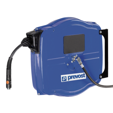 Prevost DGF Series 10mtrs x 8mm Large Industrial Rubber hose c/w PCL Coupling