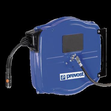 Prevost DGF Series 20mtrs x 8mm Large Industrial Rubber hose c/w PCL Coupling