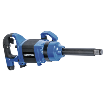 Prevost 1 Drive Aluminium Air Impact Wrench - Twin Hammer
