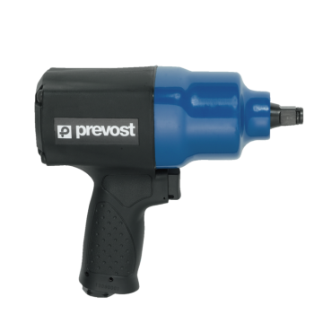 Prevost 1/2 Drive Limited Torque Composite Air Impact Wrench - Twin Hammer