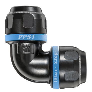 Prevost 25mm Equal Elbow
