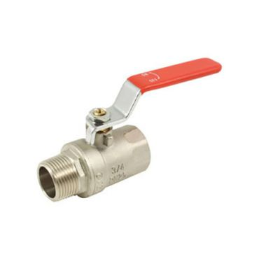 Full Flow Ball Valve G1/2 Male/Female