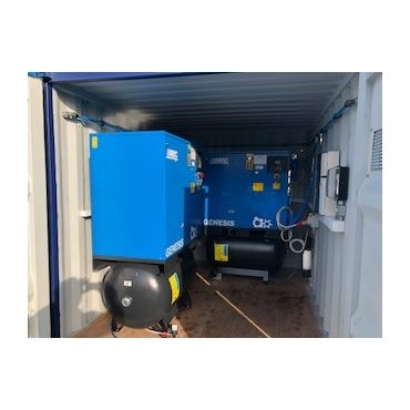 11kw Example Containerised Air Systems