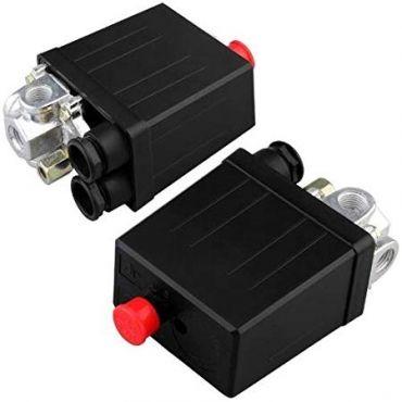 1 Phase NEMA Pressure Switch  1/4 - 4 Way Single Phase
