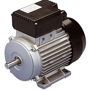 B28-A29 3 hp 240 Volt Mec 80 Motor 1 Phase 19mm Shaft