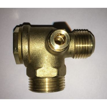 "1"" Male x 3/4 Flared Male Outlet Non-Return Valve"