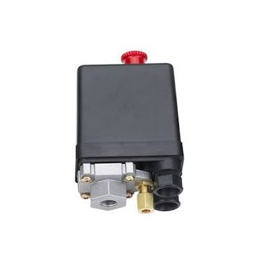 1 Phase Nema Pressure switch 1/4 x 12 Bar - 1 Way 2 Pole 240 Volt