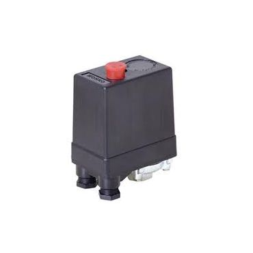 3 Phase Nema Pressure switch 1/4 x 12 Bar - 1 Way 3 Pole 415 Volt