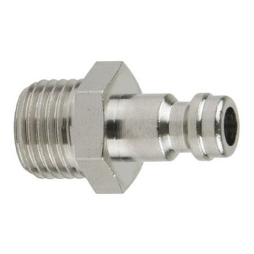 1/8 Male Miniature Coupling Adaptor