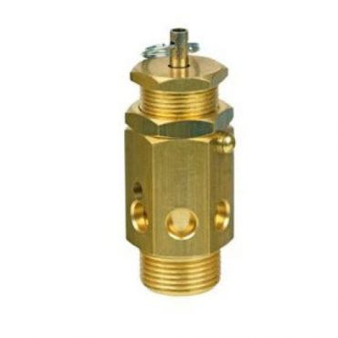 "1/4-3/8"" bsp Compact 11 Bar Safety Valve"