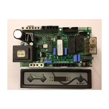 KTC 2-3-4-5  Eco Control Board