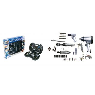 ABAC 71 Piece Air Tool Kit