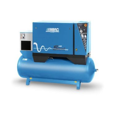37 cfm ABAC B7000 LN 500 T 10 DRY*3 Phase 415 Volt Direct on Line Special Order