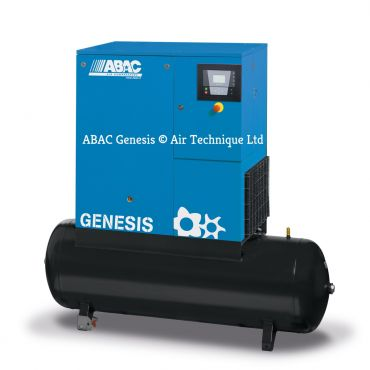 Abac Genesis 7.5kw 28cfm @ 13 Bar 500L C55* Compressor