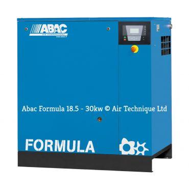 Abac Formula 22kw 96cfm @ 13 Bar Compressor Floor Mounted C67