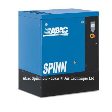 Abac Spinn X 7.5kw 35cfm @ 10 Bar Floor Mounted C55* Compressor