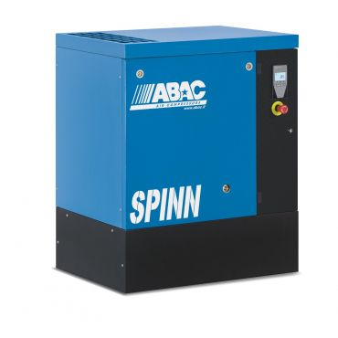 Abac Spinn X 7.5kw 40cfm @ 8 Bar Floor Mounted C55* Compressor
