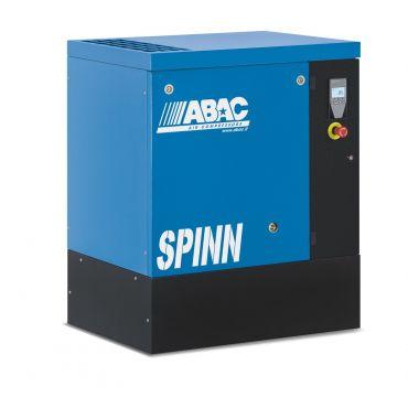Abac Spinn X 7.5kw 27cfm @ 13 Bar Floor Mounted C55 Compressor