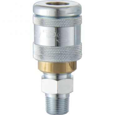PCL Coupling Male thread 3/8 AC5EM 100 Series