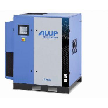 Alup Largo 23 + Dryer 140 cfm @ 7.5 max 13 bar 22kw C80