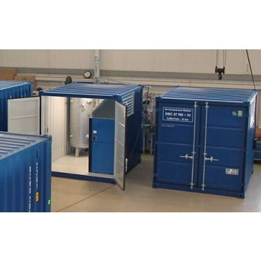5.5-37kw Containerised Air Systems
