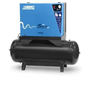 24 cfm ABAC B6000-LN-500 FT 7.5 Metal Cover *3 Phase 415 Volt Special Order
