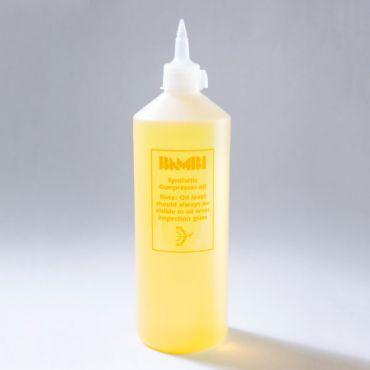 1 Litre Bottle Bambi Compressor Oil