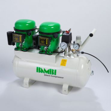 Bambi BB24D Silent Air Compressor