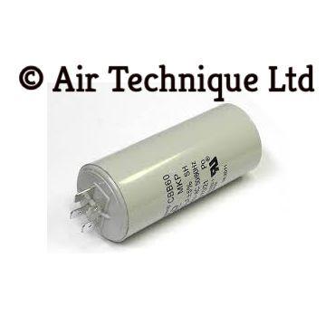 Capacitor 50 mf for 2.2kw/3hp Mec 90 230v motor