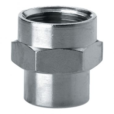 "1/4"" bsp x  3/8"" bsp Reducing Female Socket"