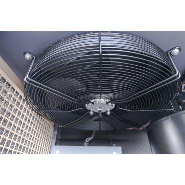 Cooling Fan Models 7.5-10hp (5.5-7.5kw) Eco, Vari, Speed Models