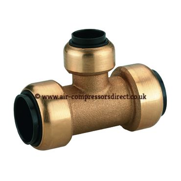 Airnet 22mm x 22mm Equal Elbow