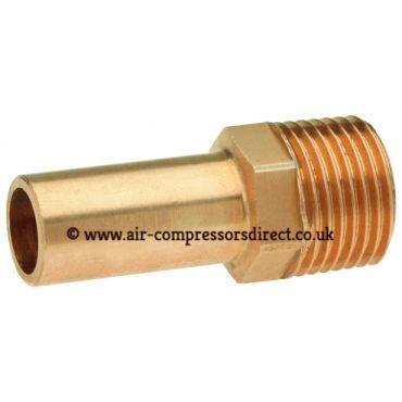 Airnet 28mm Stem x 1 Male Thread
