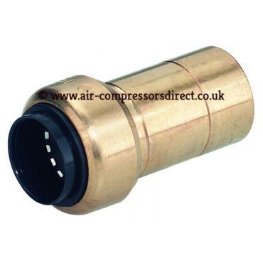 Airnet 28mm Stem x 22mm Reducer