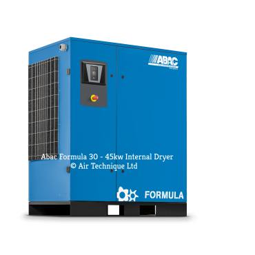 ABAC Formula ME (inc Dryer) 30kw 7-10 bar