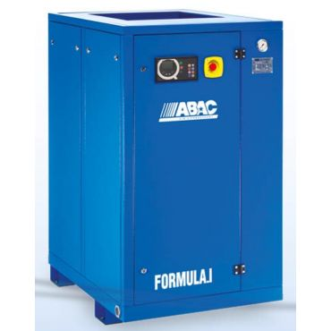 Abac Formula-i 37kw 8 Bar Rotary Screw Compressor Variable Speed