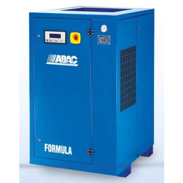 Abac Formula 37kw 218cfm @ 8 Bar Rotary Screw Compressor Fixed Speed S111
