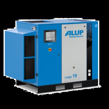 Alup Largo 15 + Dryer 97 cfm @ 7.5 max 13 bar 15kw C67