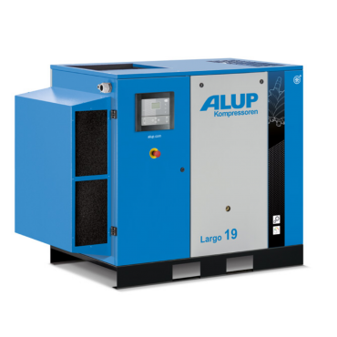 Alup Largo 25 + Dryer 152 cfm @ 7.5 max 13 bar 26kw C67