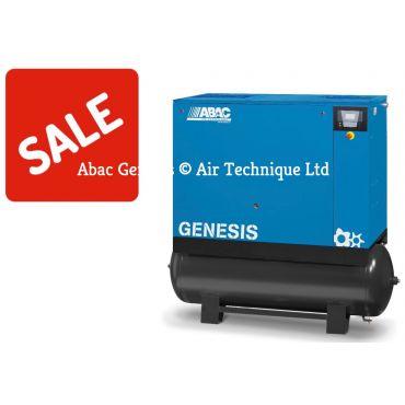 Abac Genesis 18.5kw 109cfm @ 8 Bar 500L C67 Compressor