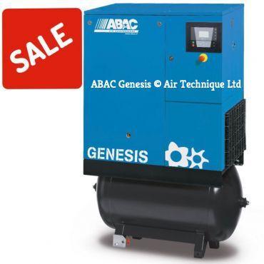 SALE Abac Genesis 11kw 59cfm @ 8 Bar 270L C55* Compressor Offer Ends Soon