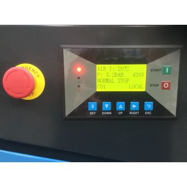Control Panel Eco-Speed Models 7.5-20hp