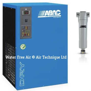 Abac DRY 210 + 1 x Filters 124 cfm Refrigerated Dryer