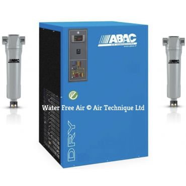 Abac DRY 210 + 2 x Filters 124 cfm Refrigerated Dryer