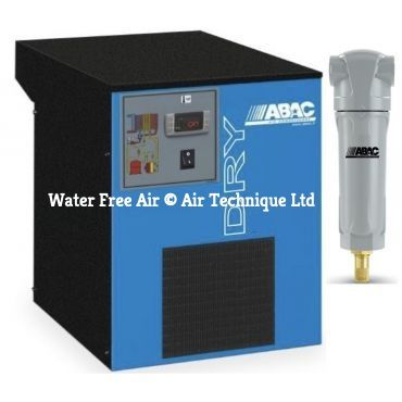 Abac DRY 85 + 1 x Filters 50 cfm Refrigerated Dryer