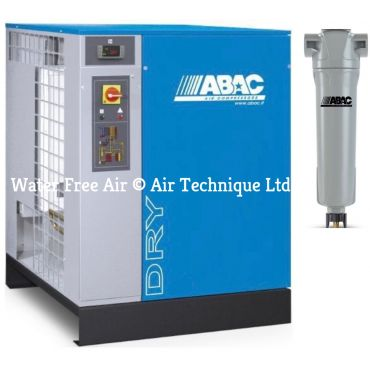 Abac DRY 1040 + 1 x Filters 612 cfm Refrigerated Dryer