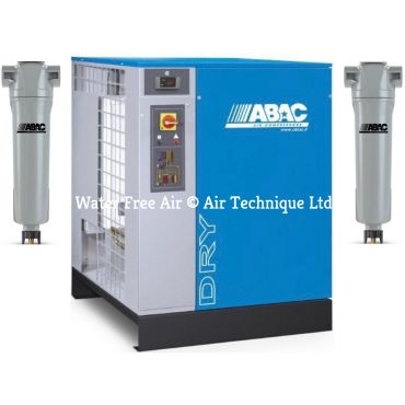 Abac DRY 830 + 2 x Filters 489 cfm Refrigerated Dryer