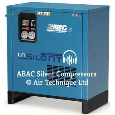 9 cfm ABAC LN0 A29 27 M2 * Single phase run off a 13 Amp supply Special Order